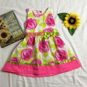 Sugah & Honey little girl dress 2T